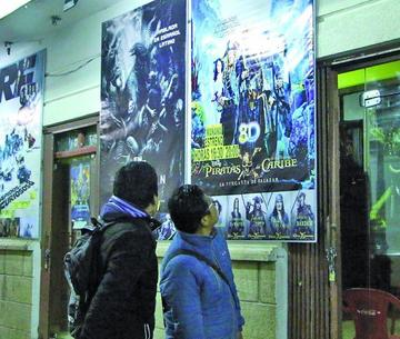 """Multi Cine estrenará hoy último filme de la saga """"Los Piratas del Caribe"""""""