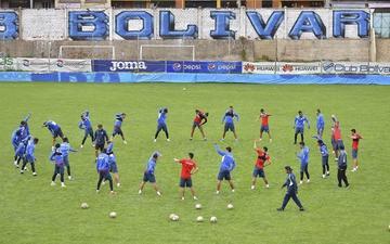 Bolívar quiere ampliar su ventaja