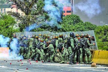 Ya son 58 muertos durante las protestas y crisis de Venezuela
