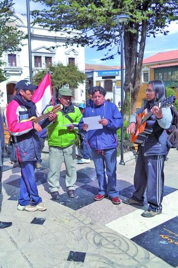 Agrupación Ñampi Bolivia ofrece hoy gran concierto
