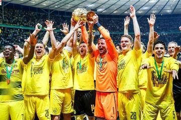 Dortmund se corona campeón en Alemania