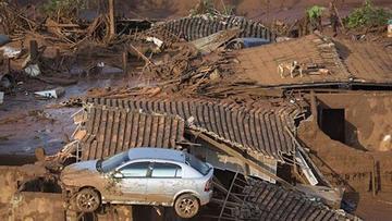 Lluvias en Brasil dejan cuatro muertos y familias afectadas