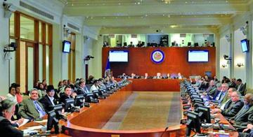 Cancilleres de América analizarán  la crisis de Venezuela en la OEA