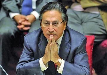 Toledo acusa de complot a Keiko Fujimori y Alan García