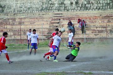 Wilstermann Cooperativas humilla 11-0 a Sporting Potosí