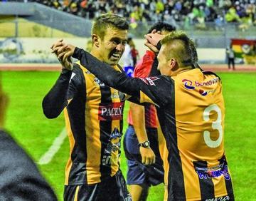 El Tigre se come al santo en Oruro