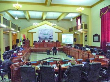 De enero a mayo, la Asamblea Legislativa aprueba siete leyes