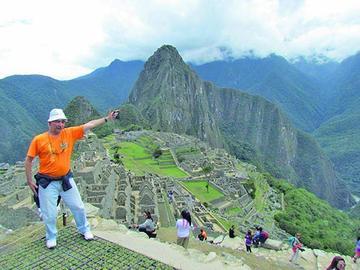 Rehabilitan campamento en sector del Camino Inka