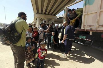 Un doble atentado en Bagdad mata a 22 y provoca 110 heridos