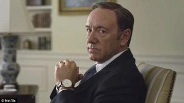 Frank Underwood reaparece en la temporada de Netflix