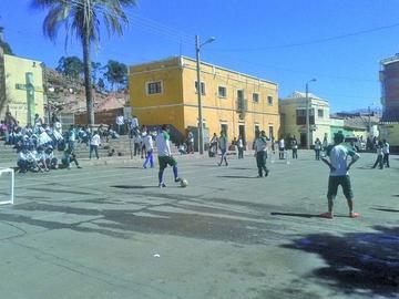 En el Día del Desafío las calles y plazas fueron colmadas por niños y jóvenes