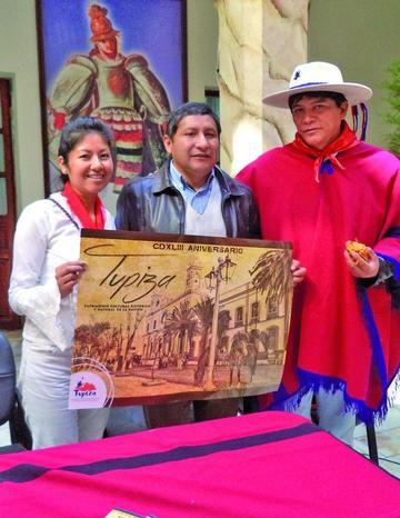 Tupiza lanza actos de su 443 aniversario
