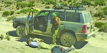 Se querellan contra tres chilenos que denunciaron a los 9 detenidos