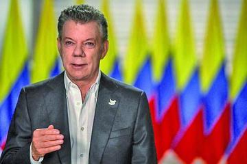 Santos dice sustituir  cultivos ilícitos traerá desarrollo a Colombia