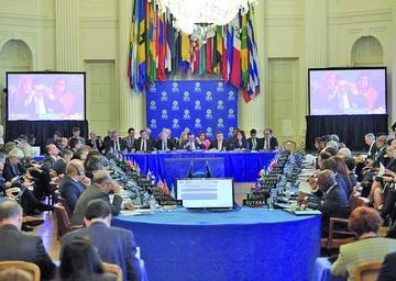 OEA no logra consenso sobre la condena al Gobierno de Maduro