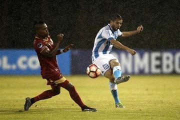 Racing avanza a la segunda fase de la Copa Sudamericana
