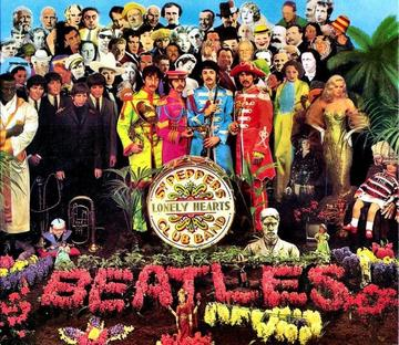 Celebran 50 años de Sgt. Pepper's