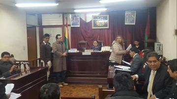Hoy deciden si envían a prisión a los acusados en el caso Taladros