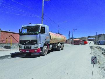 Aapos denuncia la venta ilegal de agua a los ingenios mineros