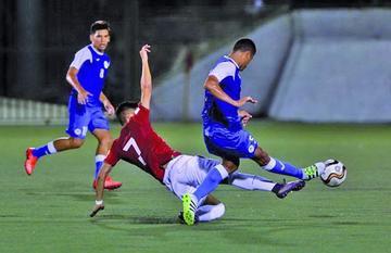 Bolivia gana amistoso ante Nicaragua