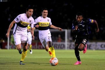 Boca golea a Independiente y se acerca al título