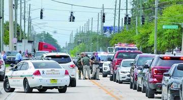 Tiroteo en Orlando provoca seis personas muertas y varios heridos