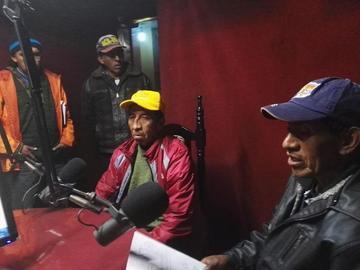 Comunarios aún debaten si dan agua a Potosí