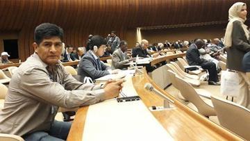 COB acusa en Ginebra injerencia del Gobierno de Evo en sindicatos