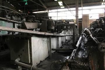 La falta de agua para los ingenios afecta a la economía de Potosí