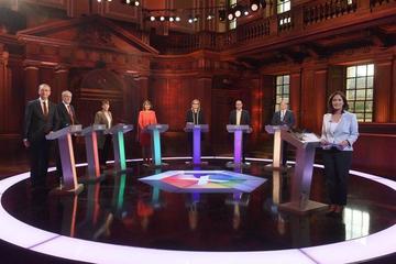 May busca reafianzar mandato hoy en comicios en Reino Unido