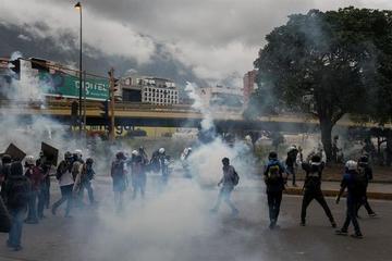 Ya son 66 personas muertas en protestas contra Nicolás Maduro