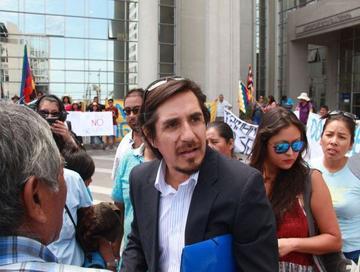 """Afirman que los nueve detenidos en Chile """"no aceptarán culpa"""""""