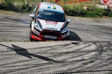 "Careaga está listo para la segunda fecha del ""Mundial de Rally FIA"""