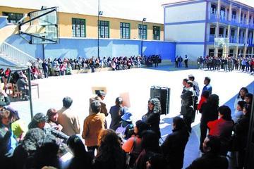 Los maestros urbanos convocan a asamblea para hoy en la tarde