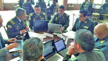 Ecuador y Perú estrechan lazos en la lucha contra el crimen organizado