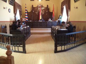 El Concejo aprueba el convenio para trasladar agua de La Palca