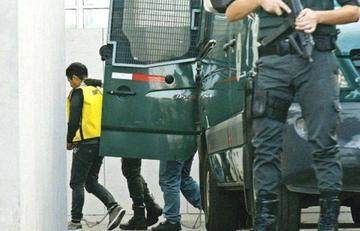 Cuatro de los nueve detenidos en Chile reafirman su inocencia