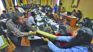Inician la preselección de postulantes para las elecciones judiciales