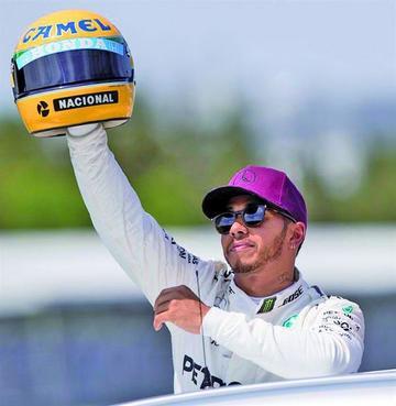 """Hamilton logra la """"pole"""" en el GP de Canadá"""