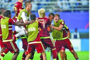 La FIFA abre expediente a Venezuela y Uruguay