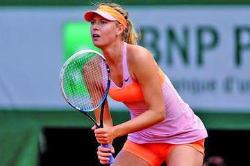 Sharapova no jugará la previa de Wimbledon