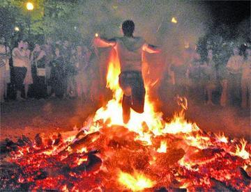 Prohíben quemas y pirotecnias durante las fiestas de San Juan