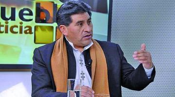 Cocarico denunciará a la Fiscalía los hechos ocurridos en los Yungas