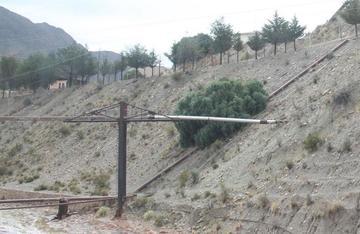 Replantean el proyecto de bombeo de agua La Palca