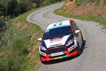 """Careaga está entre los diez en el """"Rally Mundial"""""""