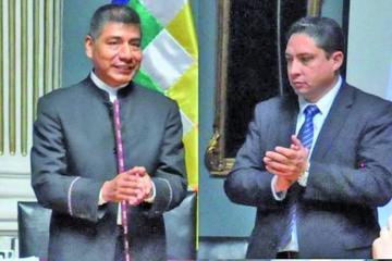 Bolivia formalizará la denuncia ante la OEA sobre los 9 detenidos