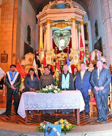 El colegio Franciscano  festeja 108 aniversario