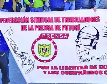 Potosí albergará el fin de semana  las olimpiadas de la prensa del sur