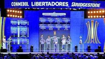 Bolivianos conocerán sus rivales en la Libertadores y Sudamericana