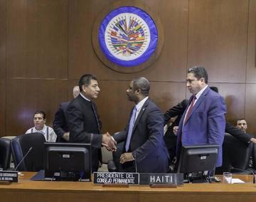 OEA demanda que Chile y Bolivia dialoguen sobre los 9 detenidos